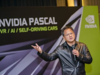 Nvidia CEO Says Cryptocurrency Is 'Not Going to Go Away' - CoinDesk