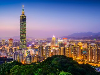 City of Taipei Confirms It's Testing IOTA Blockchain for ID - CoinDesk