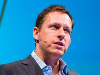 Peter Thiel: Bitcoin Will Be the 'One Online Equivalent to Gold' - CoinDesk