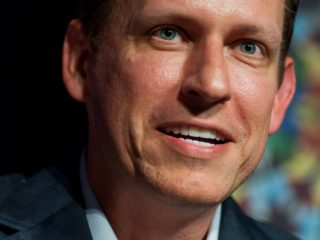 Peter Thiel is Long on Bitcoin, a