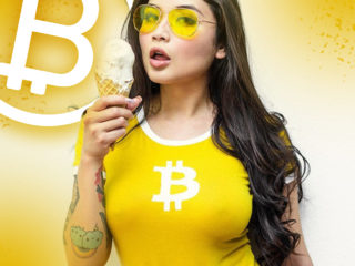 Adult Film Star Brenna Sparks Discusses Transforming the Sex Industry With Bitcoin