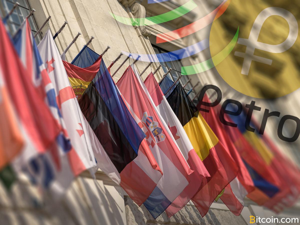 Venezuela Files Complaint With WTO Regarding US Sanctions Targeting Petro - Bitcoin News