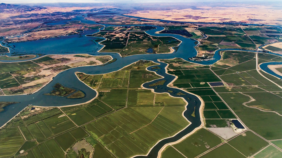 IBM Blockchain Assists Groundwater Pilot in Drought-Prone California - CoinDesk