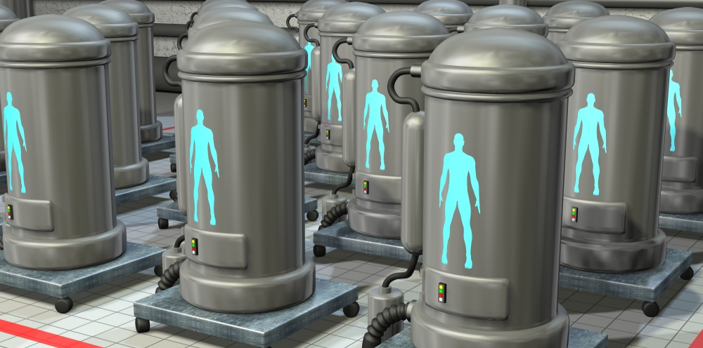 Immortality, Cryogenics and UBI: How The Crypto Rich Influence Science