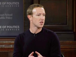 What Facebook CEO Mark Zuckerberg Said in His Defense of 'Free Expression' - CoinDesk